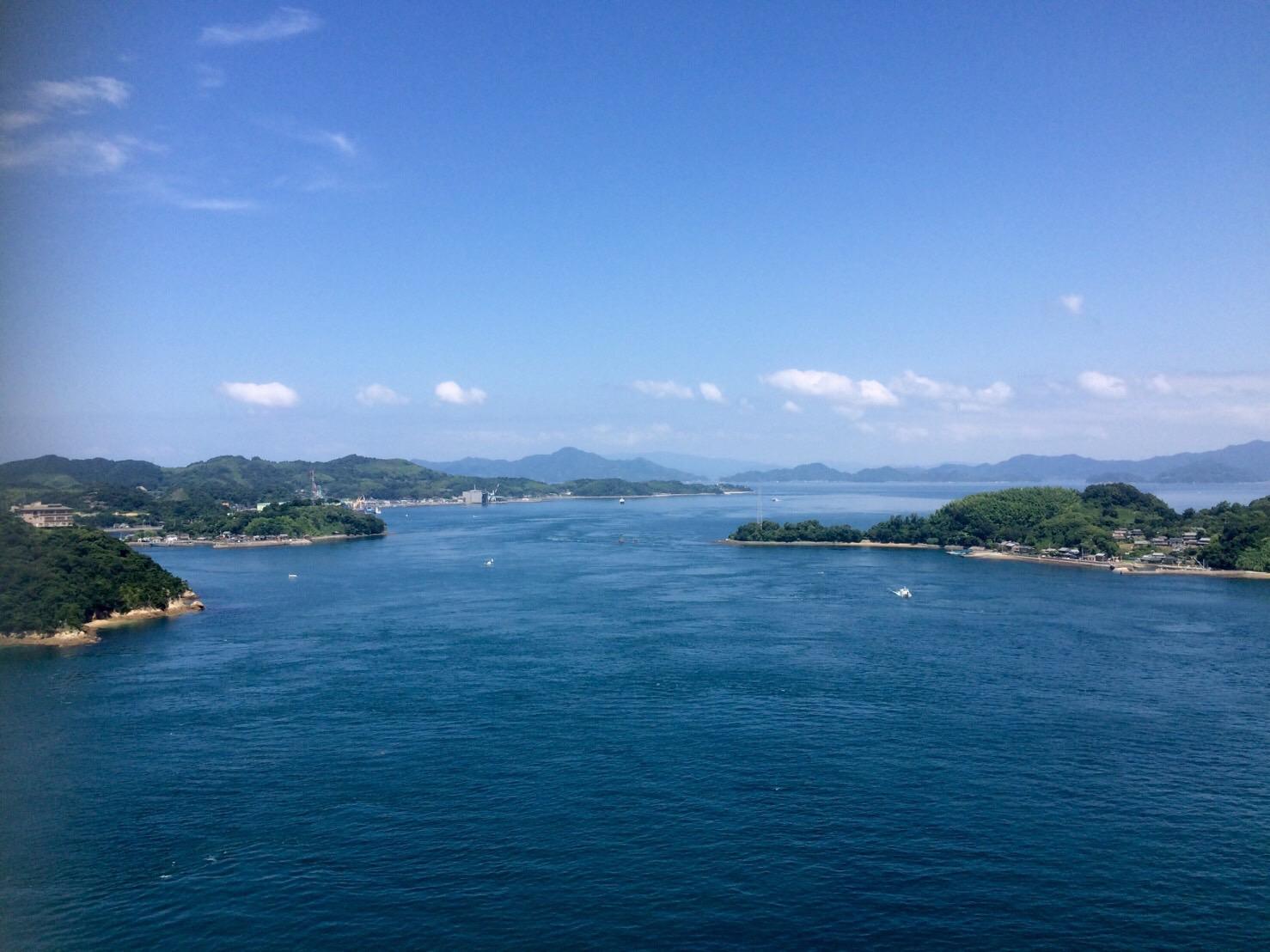 くるしま海峡